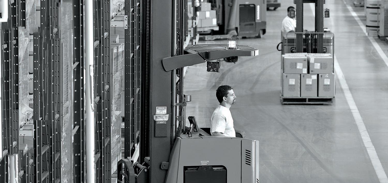 iwarehouse, forklift fleet management system