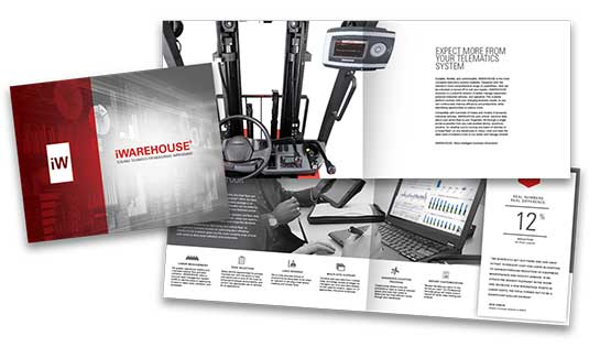 iwarehouse evolution brochure