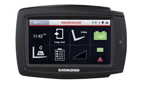 iwarehouse, forklift management system