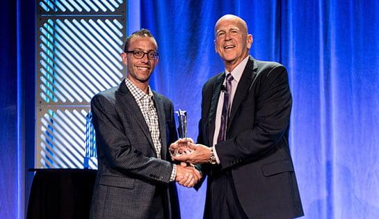 iwarehouse, mhefi award, scott craver