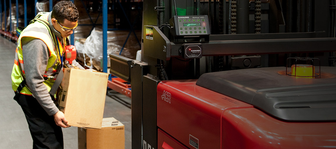 iwarehouse case study, romark logistics