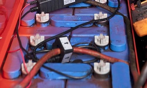 iBATTERY industrial battery monitoring by Raymond