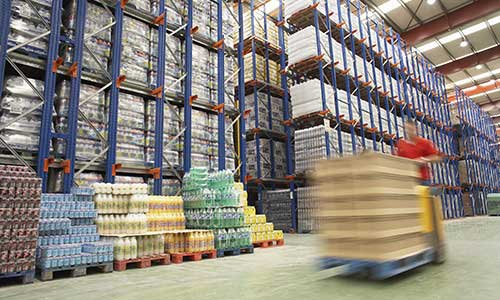 iWAREHOUSE by Raymond, Forklift Access Control