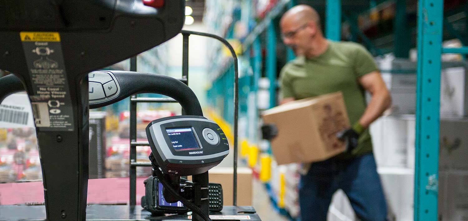 forklift fleet management system
