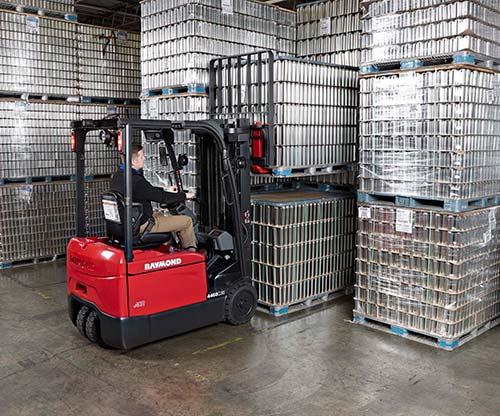 Raymond Sit Down Forklift Trucks